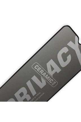 EPRO Xiaomi Redmi Note 8 Gizlilik Filtreli Privacy Mat Seramik Hayalet Ekran Koruyucu Yanlardan Görünmez 1