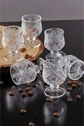 Kesme Kahve Yanı Su Bardağı kahve yanı su bardağı