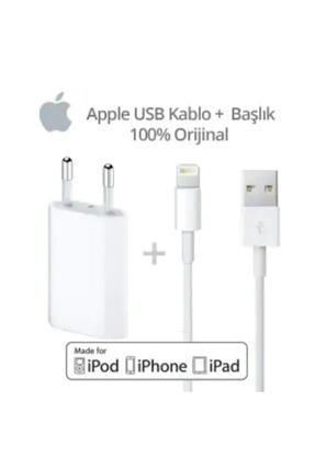 Gate Apple Iphone Orjinal Şarj Aleti Bandrollü Iphone 5 6 7 8 X Uyumlu 1