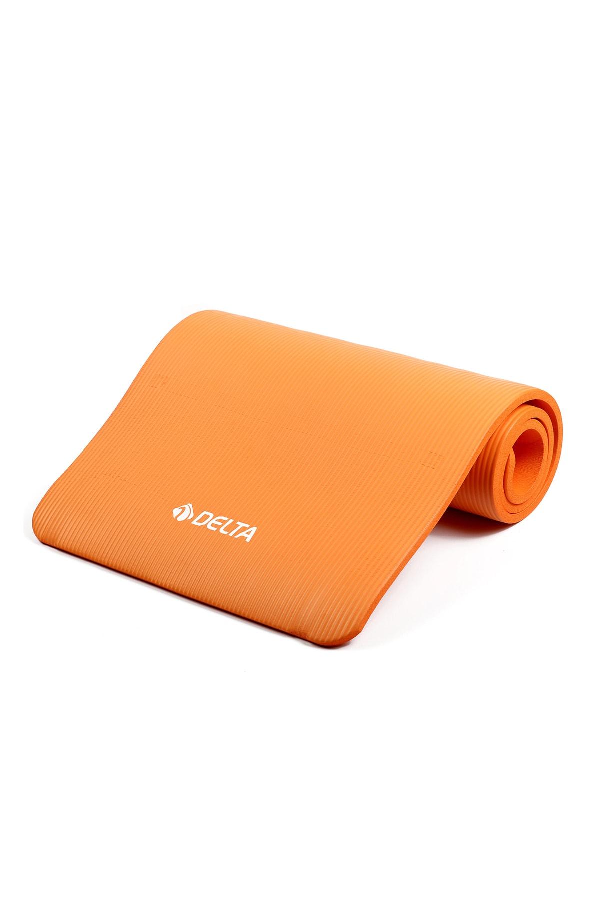 Delta Konfor Zemin Taşıma Askılı Pilates Minderi Yoga Matı 15 Mm 1