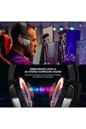 Zore Onikuma K5 Pro Profesyonel Kulak Üstü Oyuncu Kulaklığı 1