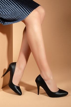 Daxtors Kadın Klasik Topuklu Ayakkabı D01443 2
