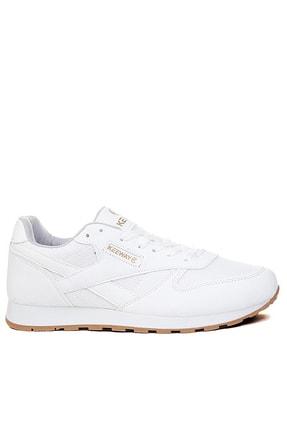 Giyyin Unısex Spor Ayakkabı Beyaz Kw853 1