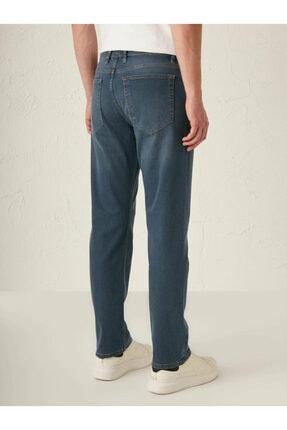 LC Waikiki Erkek Mavi Casual Jean 0
