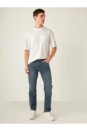 LC Waikiki Erkek Mavi Casual Jean 1