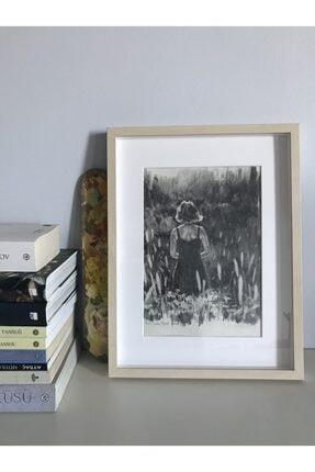 Nilüfer Topal Eyyamıbahur Serisi, 20x25, Kağıt Üzerine Füzen 2