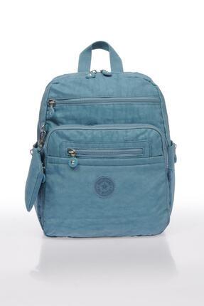 Smart Bags Buz Mavisi Kadın Sırt Çantası 0