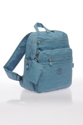 Smart Bags Buz Mavisi Kadın Sırt Çantası 1
