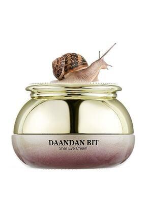 Jigott Daandanbıt Saf Salyangoz Göz Altı, Morluk, Kırışıklık Premium Göz Kremi 0