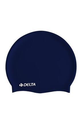 Delta Silikon Bone Deluxe Yüzücü Havuz Ve Deniz Bonesi (Düz Renk) 0