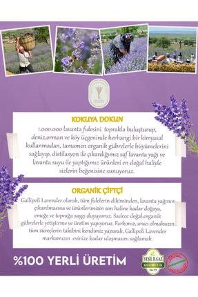 Gallipoli Lavender Lavanta Yağlı Dudak Bakım Kremi Kuru Ve Çatlamış Dudaklar Için Dudak Balm Yoğun Bakım Nemlendirici 3