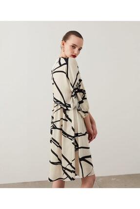 İpekyol Trapez Elbise 1