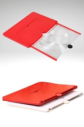 Buffer Taşınabilir Göz Yormayan 3d Cep Telefonu Mobil Tablet Hd Ekran Video Büyütücü Büyüteci 2