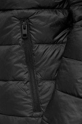Jack & Jones Jack Jones Erkek Siyah Şişme Mont - 12173752 4