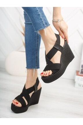 serkanseyyid Kadın Dolgu Topuklu Ayakkabı 2