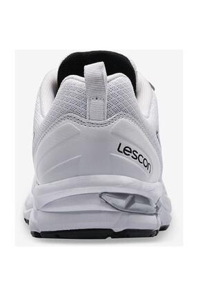 Lescon Unisex Beyaz Rapid Runner Koşu Ayakkabısı 4