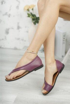 Moda Frato Kadın  Parmak Arası Ayakkabı Sandalet 1