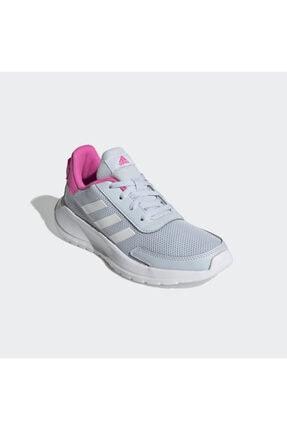 adidas TENSAUR RUN K Turkuaz Kadın Koşu Ayakkabısı 101079755 3