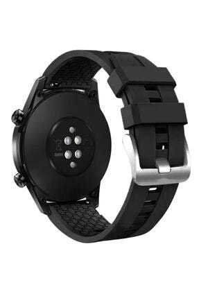 Ekoodukkan Huawei Gt 2 - Honor Magic Watch 2 46mm Akıllı Saat Silikon Kordon 0