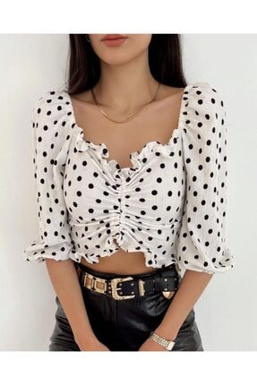 Kadın Beyaz Bluz bluz