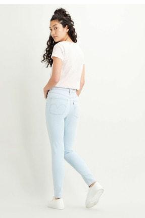 Levi's Kadın Mile High Super Skinny Jean 2