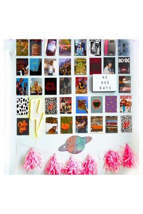 bukashops The Retro 60'lı Duvar Posteri Seti 1