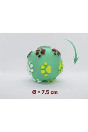 Griffonpet Köpek Top Oyuncak Çapı 7.5 Cm 2