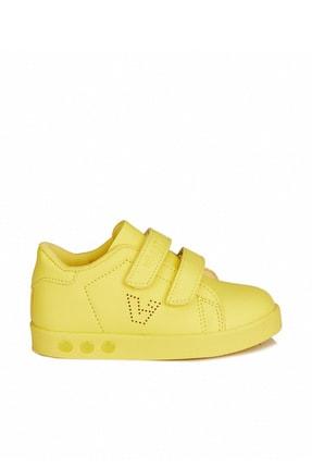 Vicco Oyo Unisex Bebe Sarı Spor Ayakkabı 2