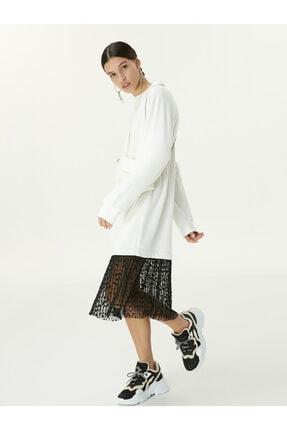 Twist Tül Mixli Elbise 4