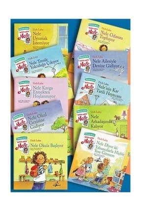 Çocuk Gezegeni Benim Adım Nele Pedagog Onaylı Kitap Seti 10 Adet 0
