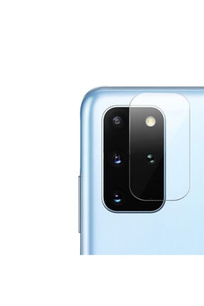 Samsung Galaxy S20 Plus Uyumlu Kamera Lens Koruyucu Hd Ince Yüksek Kalite Cam Filmi 2