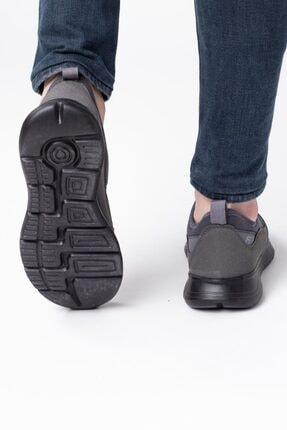 WOVS Erkek Bağcıksız Yürüyüş Sneaker 2