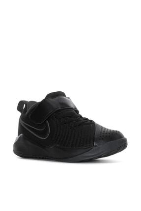 Nike Çocuk Siyah Basketbol Ayakkabısı 1