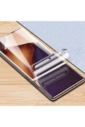 Samsung Galaxy Note 20 Ultra Uyumlu Ekran Koruyucu Kavisli Tam Kaplayan Esnek Film 3