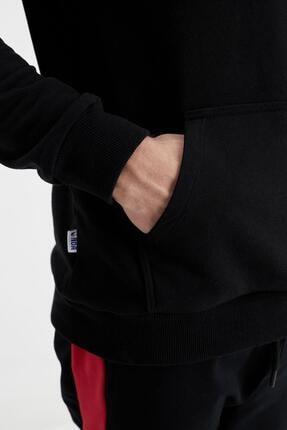 Defacto Nba Lisanslı Regular Fit Unisex Kapüşonlu Sweatshirt 2