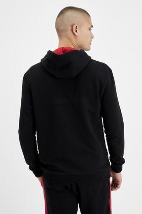 Defacto Nba Lisanslı Regular Fit Unisex Kapüşonlu Sweatshirt 3