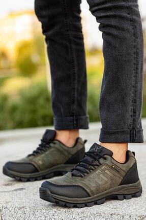Muggo Men Su Ve Soğuk Geçirmez Outdoor Erkek Ayakkabı 0