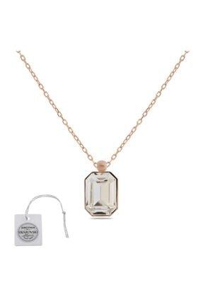 Swarovski Türker Jewelry Swr0068 Zirkonia Taşlı Bayan Kolye 0