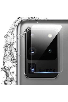 Samsung Galaxy S20 Ultra Uyumlu Kamera Lens Koruyucu Hd Ince Yüksek Kalite Cam Filmi 0