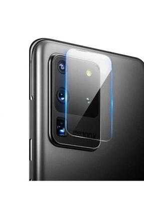 Samsung Galaxy S20 Ultra Uyumlu Kamera Lens Koruyucu Hd Ince Yüksek Kalite Cam Filmi 2