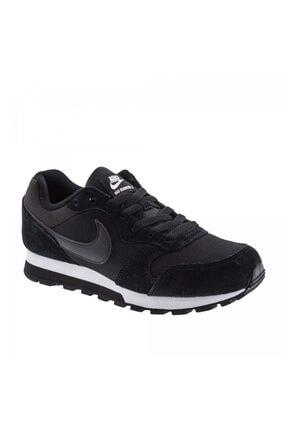 Nike Unısex Siyah Günlük Ayakkabı  Wmns Md Runner 2749869-001 4