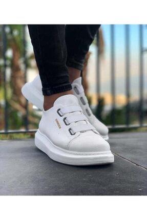 Chekich Erkek Beyaz Günlük Ayakkabı 4