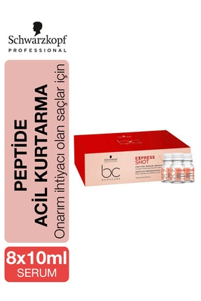 Bonacure Acil Kurtarma Peptide Express Shot Serum 8 x 10 ml 4045787443530 0