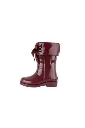 IGOR Kız Çocuk Bordo Yağmur Çizmesi  W10114 1