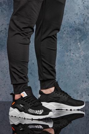 Dark Seer Unisex Siyah Beyaz Sneaker 3
