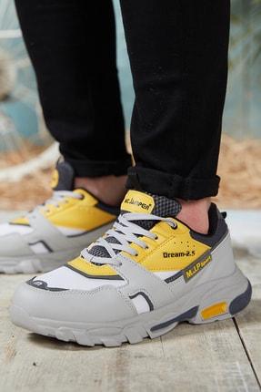 Dark Seer Füme Sarı Unisex Sneaker 3