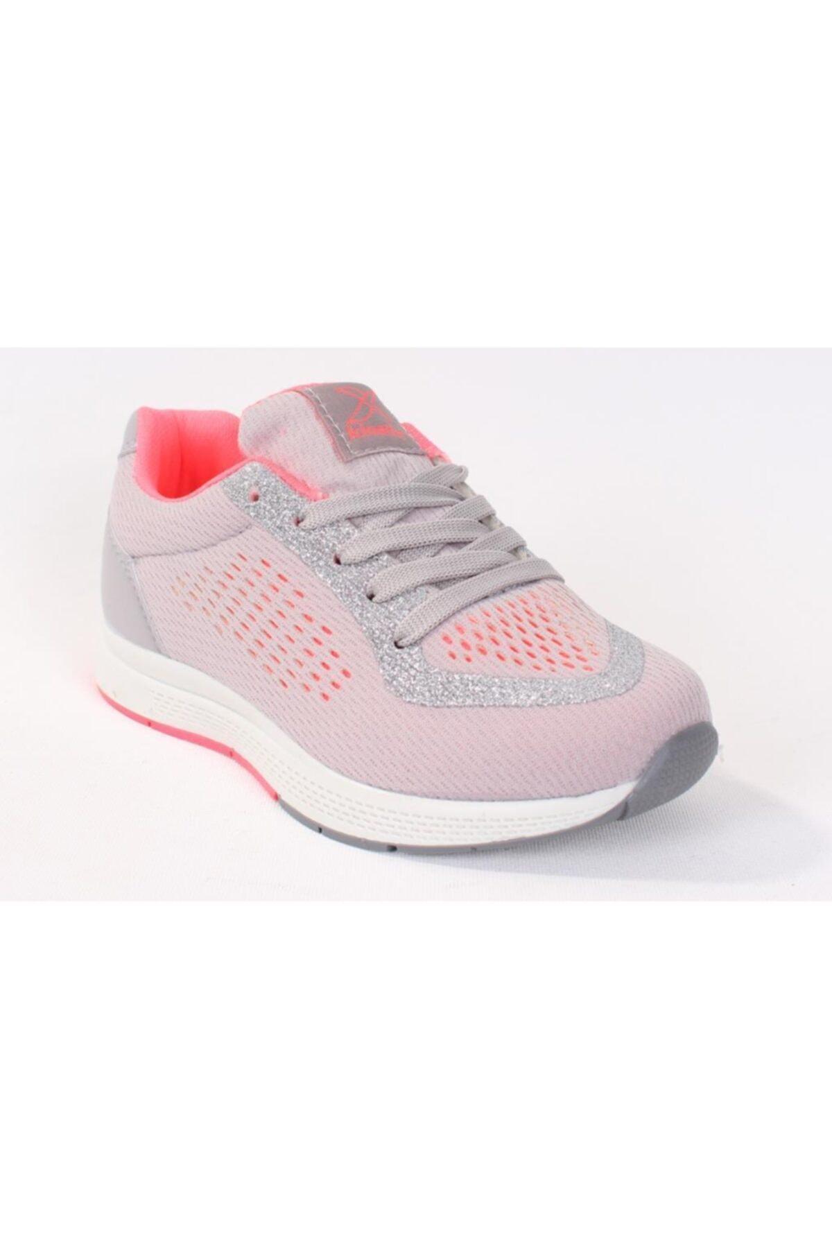 Kinetix ARNOS Gri Kız Çocuk Yürüyüş Ayakkabısı 100357123