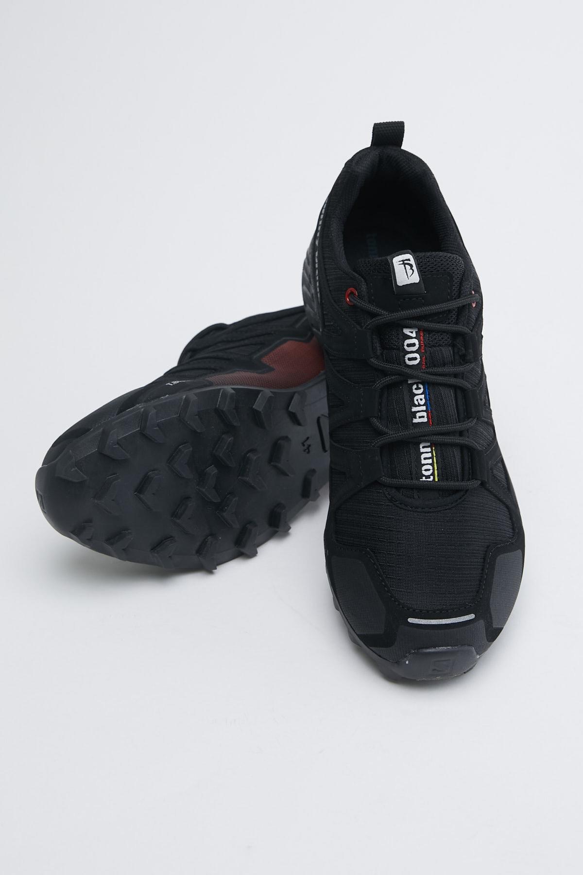 Tonny Black Unısex Trekkıng Ayakkabı Tb160 1