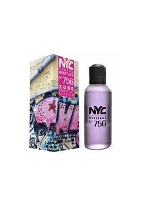 NYC Kadın Parfüm Heritage No:756 Soho Street Art Edition 100 Ml. Parfüm 0