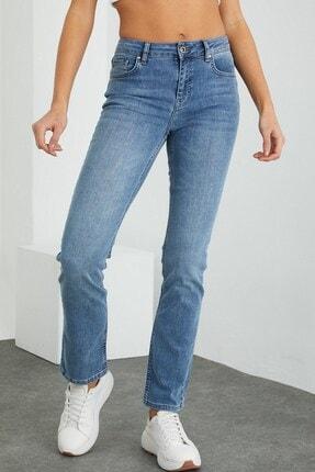 VENA Gabrıel Kadın Med Blue Denim Pantolon 3